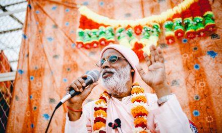 Būkime šventųjų draugijoje: sadhu-sangoje