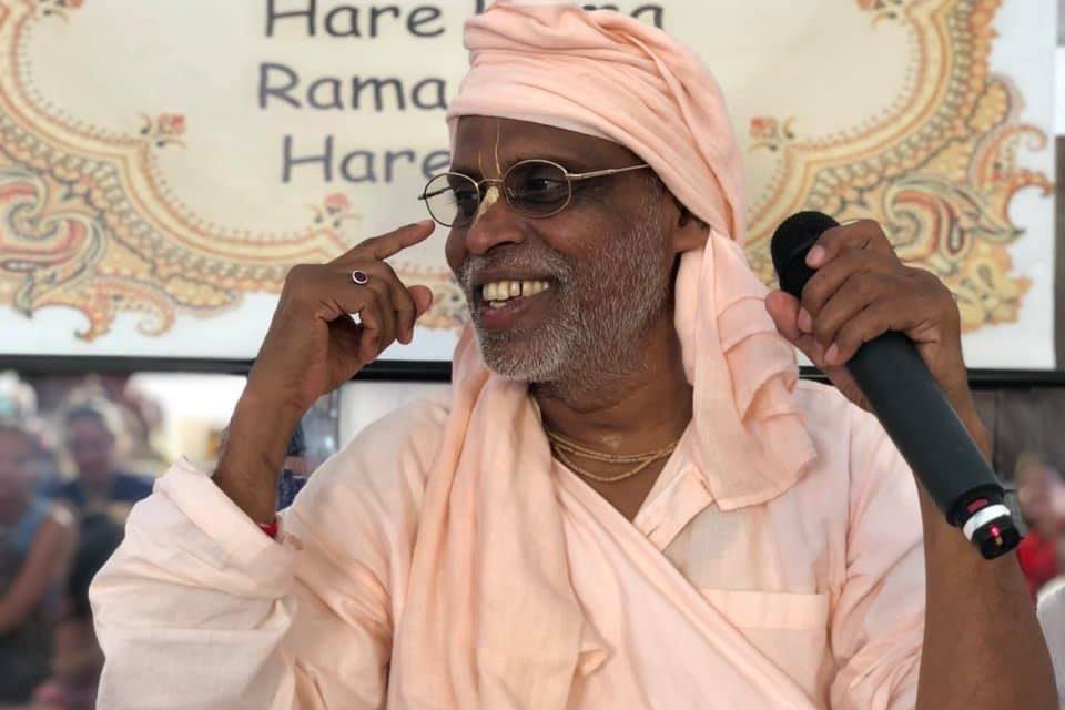 Bendravimas su šventaisiais ir tarnystė Guru