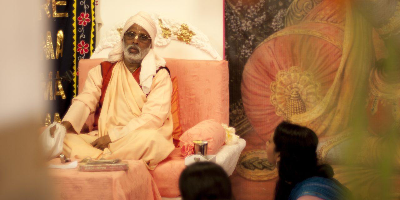 Čira-Mahotsava-lila. Rahgunathos dasos susitikimas su Šri Nitjananda prabhu